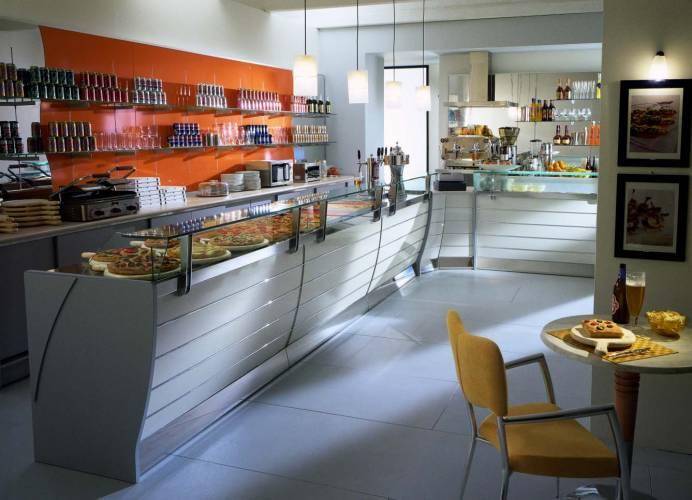 Vendita arredamenti pizzeria e gastronomia per arredamenti for Arredamento gastronomia