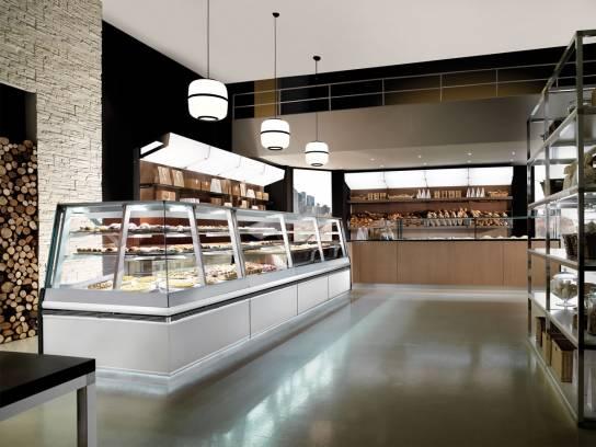 Vendita arredamenti panetteria attrezzata standard per for Arredamenti per panetterie