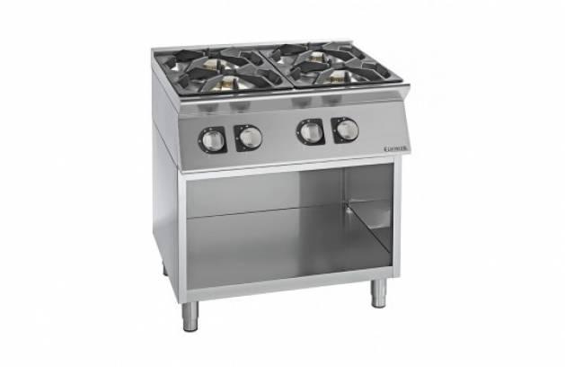 Vendita in offerta di Cucina 4 fuochi gas da De Santis Forni a ...