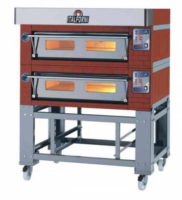 Vendita forni pizza forno elettrico modulare linea top per - Forno per pizza elettrico ...