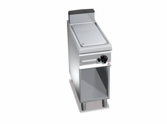 Vendita in offerta di fry top a gas berto da de santis for Berto arredamenti