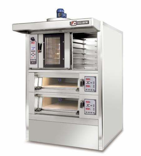 Vendita forni per panifici forno elettrico combinato per panificazione a roma italia - Forno elettrico e microonde combinato da incasso ...