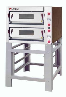 Vendita forni pizza forno elettrico modulare linea eco per for Arredamenti pizzerie al taglio
